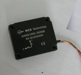 数字可控智能模拟倾角传感器(SANG3000)