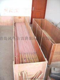 供应新疆铜包钢接地棒厂家