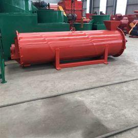 程翔重工生产搅齿造粒机,有机肥生产线设备