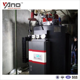 内蒙古鄂尔多斯东方明珠国际酒店洗衣房用0.3T燃气蒸汽锅炉 免检燃气蒸汽发生器