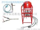 3ZBQS12/10型矿用气动双液注浆泵概述