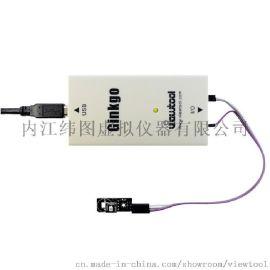 Ginkgo USB-I2C适配器控制UVM-30A紫外线检测模块的紫外线检测仪