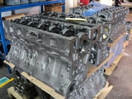 康明斯M11缸体 金泰旋挖钻缸体