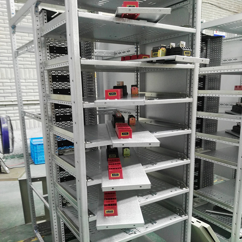厂家来图定做GCS开关柜 低压电柜 消防巡检柜