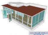 朝陽區陽光房、露臺陽光房、玻璃陽光房專業設計