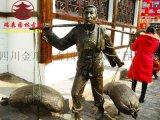 内江雕塑厂家,假山人物动物佛像加工定制