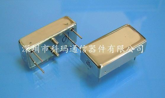 70MHz晶体滤波器(KFM40D)