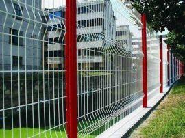 铁路护栏/机场护栏/建筑网片/监狱防护网