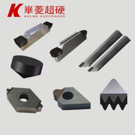 淬火后60-62度钢件车螺纹槽怎样选择刀具材质,可定制非标螺纹车刀
