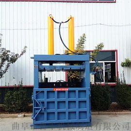 广东160吨双缸废包装袋液压打包机报价