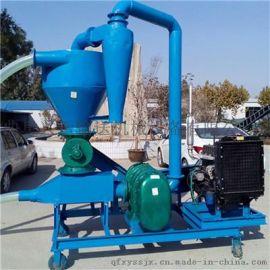 气力吸粮机工作原理 气力输送机性能特点曹