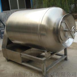 各种口味豆干腌制机 肉制品真空滚揉机