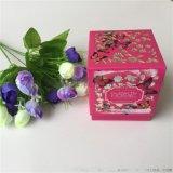 精致香水包装盒高档礼品盒工艺品盒化妆纸盒
