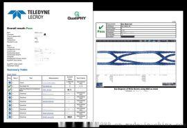数字示波器 串行数据分析仪 SDA845Zi-A