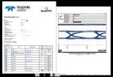 數位示波器 串列資料分析儀 SDA845Zi-A