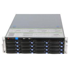 馨乐缔96TB网络磁盘存储阵矩阵云流媒体存储服务器