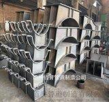 佰誉管道105立管管夹生产厂家