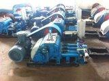 浙江湖州泥浆泵现场施工图片