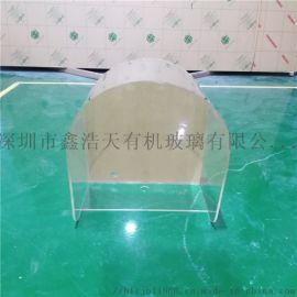 亚克力门禁防雨罩公话亭防护罩遮雨棚
