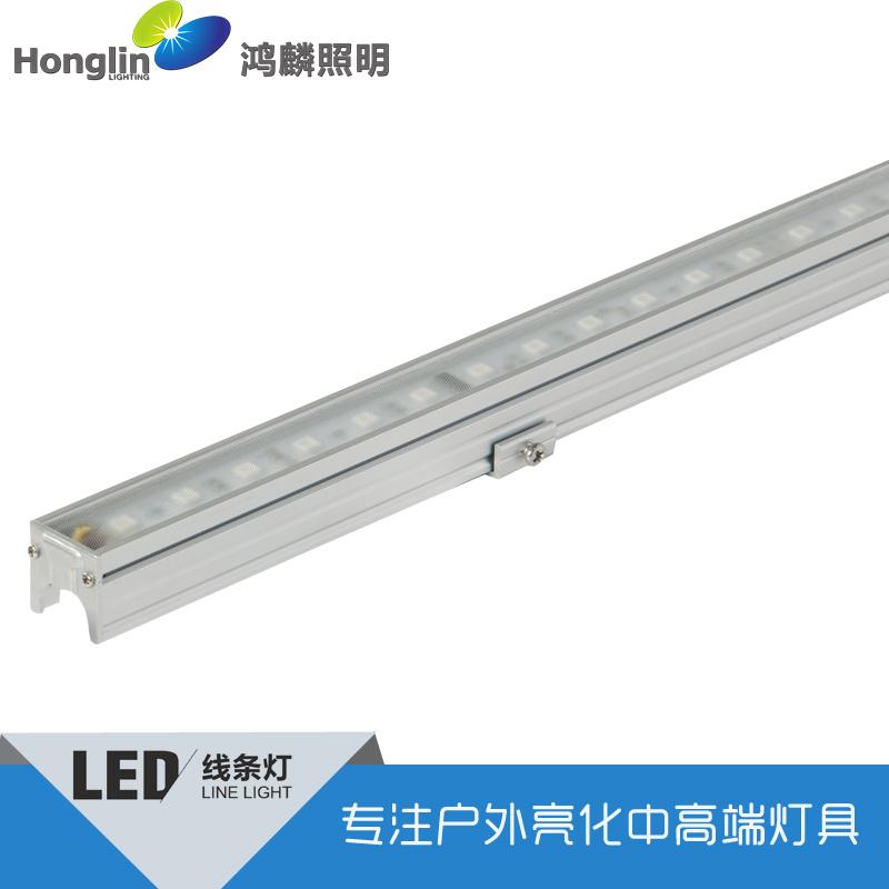 led线条灯_小功率线形洗墙灯_5050贴片洗墙灯