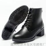 综合执法女式棉靴