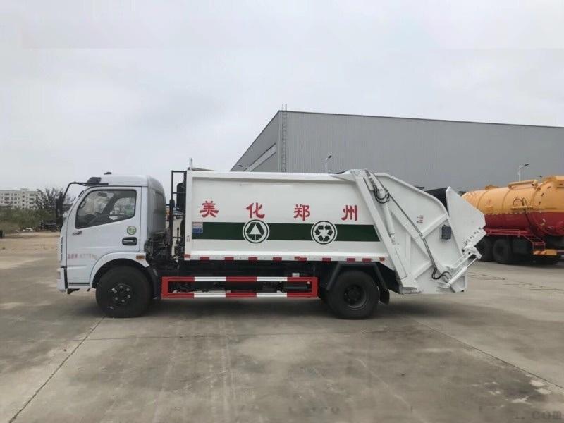济南哪里有买压缩垃圾车
