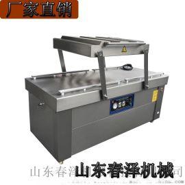 半自动小米真空包装机 米砖真空包装机
