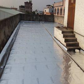 供应铁皮房顶防晒膜 屋顶隔热防水补漏膜
