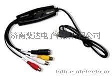 超清高保真USB视频采集卡/视频会议摄像头   支持