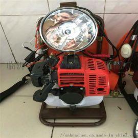 300瓦强光疝气野外照明灯移动式轻便手持式照明灯