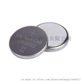 达立CR2032纽扣电池 220毫安 遥控器电子