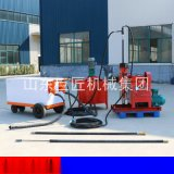 注浆加固钻机ZLJ-350型 小型双液注浆加固钻机