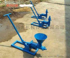 铜川漏斗式手动液压注浆泵主要用途