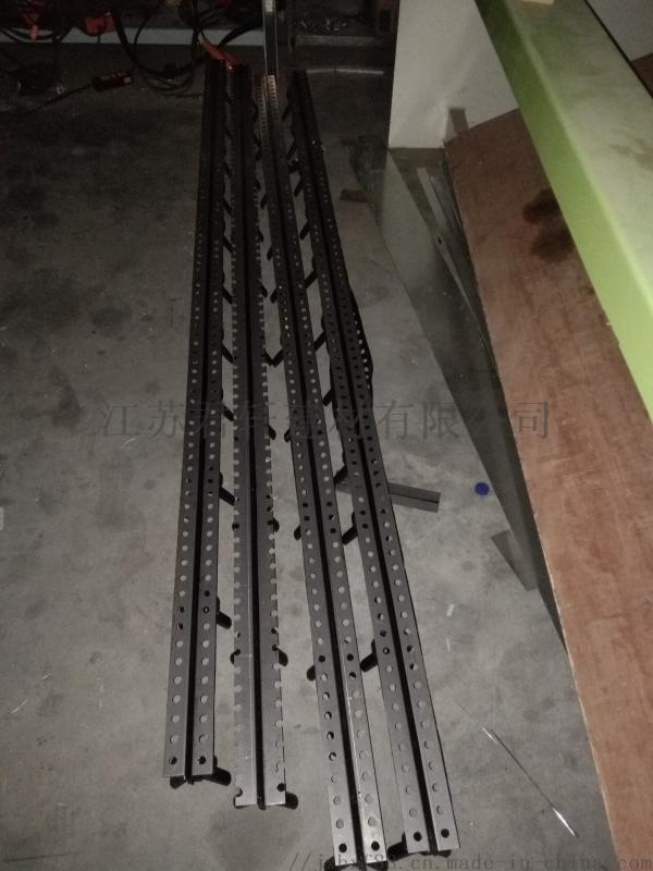 南京分隔條專業廠家製作不鏽鋼+橡膠分隔縫