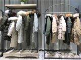 廠家直銷庫存尾貨品牌折扣女裝雪狐羽絨服