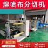 张家港厂家直销熔喷布分切机 非织造布喷熔机 熔喷布分条机
