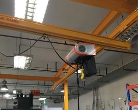 厂家直销kbk电动悬挂起重机 KBK鋁合金轨道