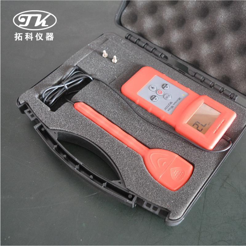胶州纸张水分测定仪 打印纸水分仪MS7200