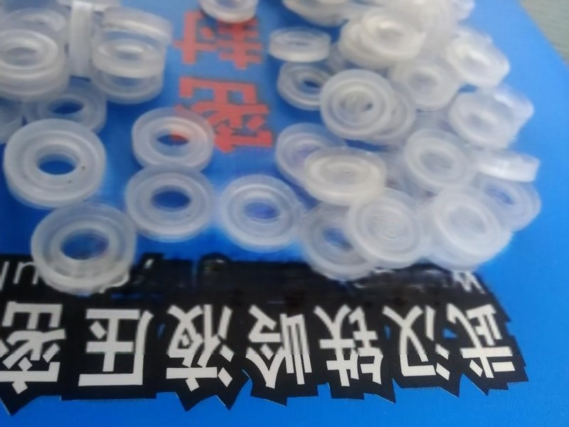 厂家直销U型弹性垫圈哑铃型弹性胶垫