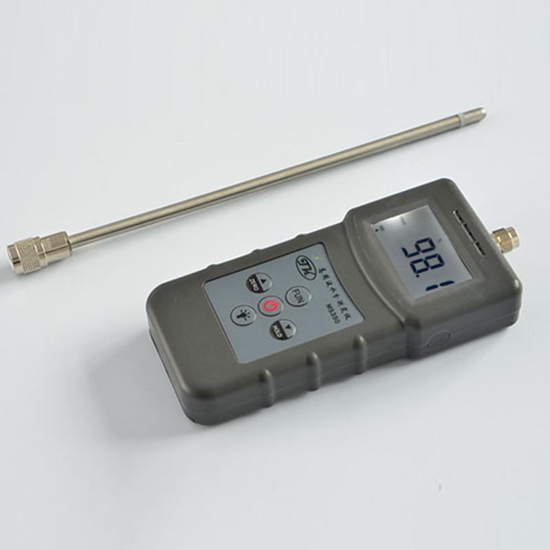 煤炭水分儀 檢測煤水分的儀器 MS350煤粉溼度儀