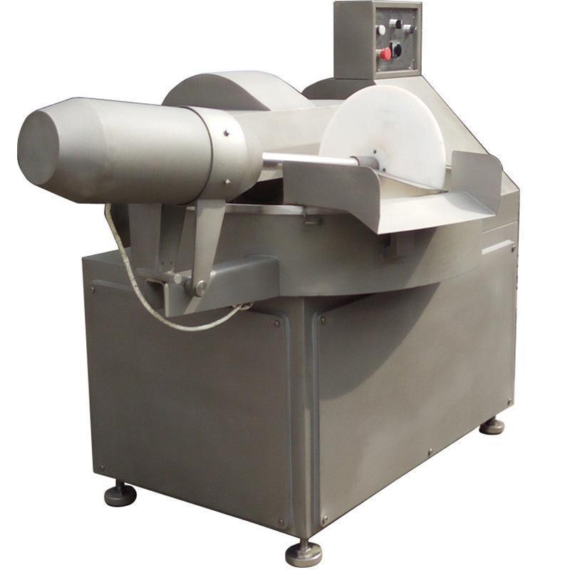 舒克机械供应黑椒牛肉丸斩拌机 成套加工速冻丸子机器 爆款推荐