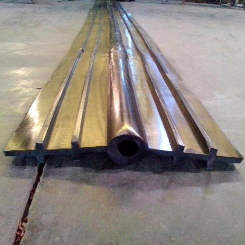 国标天然橡胶止水带 中埋式651型300*6 桥梁 中埋止水带