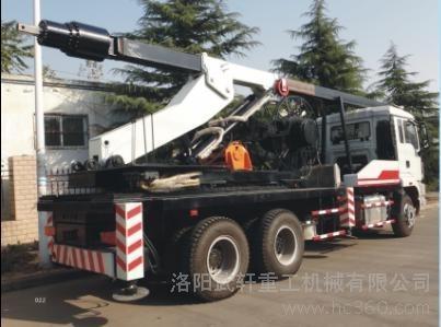 钻机车-新型汽车旋挖钻机
