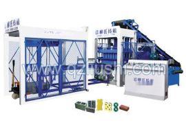 LS10-15全自动砌块成型机(PLC控制)