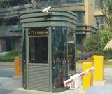 不鏽鋼崗亭鋼結構收費保安崗亭