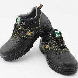 跃顿R55002防刺穿劳保鞋安全鞋钢包头休闲鞋 PU鞋底