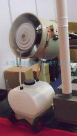 广东喷雾风机 大雾量工业加湿器 离心雾化风机