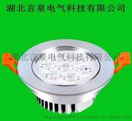 GCT112-10W嵌入式led筒灯