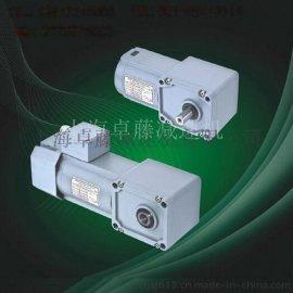 直角中空轴减速电机SZG18R-150W-200S-K-F-J