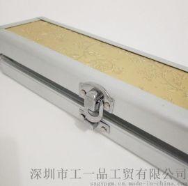 高档礼品盒 精品项链盒 精美雕花铁盒